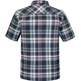 Schöffel Bischofshofen1 UV - T-shirt manches courtes Homme - gris/rouge